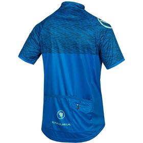 Endura Hummvee Ray LTD Koszulka z krótkim rękawem Mężczyźni, niebieski
